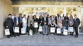 Foto de Izar participa en Foro Global de la Economía Social y muestra sus instalaciones de Amorebieta
