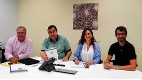 Foto de Camino García Martínez de Morentín, nueva directora de Relaciones institucionales y Comunicación en AEFA