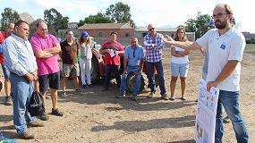Foto de Syngenta y la UPC se unen por la extensión de las buenas prácticas y uso seguro de los fitosanitarios