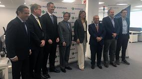Foto de Domino España inaugura su nueva sede en Madrid