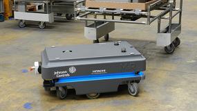 Foto de Johnson Controls-Hitachi aumenta significativamente la eficiencia con un robot MiR