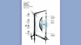 Foto de La puerta de seguridad INN.DOOR.ecofeel evita robos y hace la vivienda más saludable