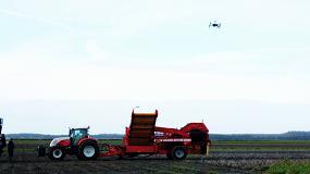 Foto de Probada con éxito la primera aplicación 5G para agricultura de precisión