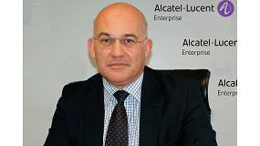 Foto de Entrevista con Jean Clovis Pichon, consejero delegado de Alcatel-Lucent Enterprise en España