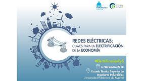 Foto de Jornada sobre 'Redes eléctricas: claves para la electrificación de la economía'