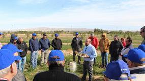 Foto de Jornadas de concienciación sobre 'Buenas Prácticas Agrícolas en el manejo del suelo y el agua'