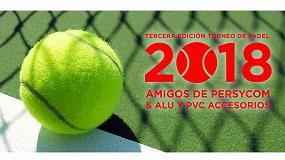 Foto de Tercera Edición Torneo de Pádel Persycom