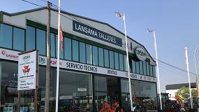 Foto de En España hay 496 concesionarios de maquinaria agrícola