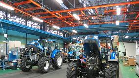 Foto de El mercado italiano de tractores cae un 6% hasta septiembre