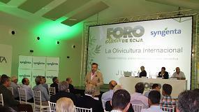 """Foto de Syngenta destaca Terafit como """"el herbicida más eficaz para el control de malas hierbas en olivar"""""""