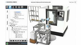 Foto de La plataforma Application Builder, de Universal Robots, hace más accesible la robótica colaborativa