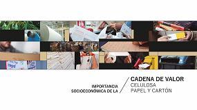 Foto de La cadena de valor de la celulosa, papel y cartón: más de 17.000 empresas y 180.000 empleos directos