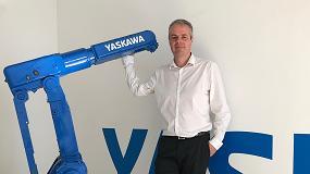 Foto de Entrevista a Laurent Bodin, director general para Robótica en Yaskawa Ibérica