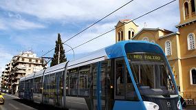 Foto de Alstom España suministrará 25 tranvías Citadis X05 para Atenas