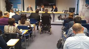 Foto de Asepeyo y Aenor analizan la nueva ISO 45001