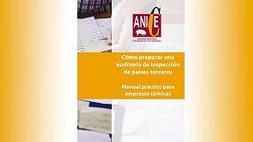 Foto de Nueva guía de Anice para superar las auditorías de países terceros