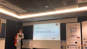 Foto de La Cámara de Comercio Alemana fomenta la FP Dual en España