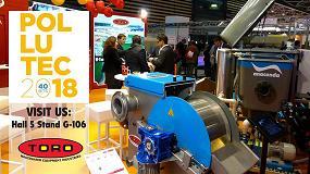 Foto de Toro Equipment estará presente en Pollutec Lyon 2018