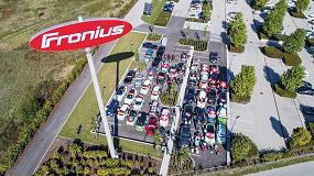 Foto de El mayor rally de e-mobility del mundo hace parada en la sede de Fronius en Sattledt