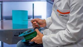 Foto de Aimplas introduce nuevos materiales plásticos conductores térmicos en la impresión 3D
