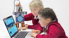 Foto de Farnell element14 ayuda a aplicar la informática física en los centros educativos