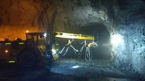 Foto de Putzmeister expande su gama de equipos para proyección de hormigón