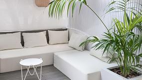 Foto de Hi-Macs moderniza el Hotel Kaktus Playa en Barcelona con una inspiración mediterránea