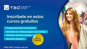 Foto de U-TAD imparte talleres gratuitos para alumnos de bachillerato