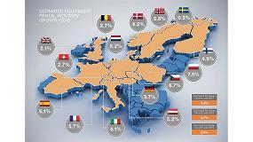 Foto de Crece el mercado europeo de alquiler de equipos