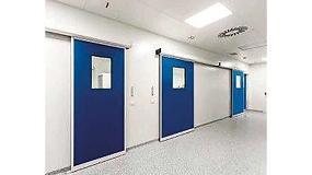 Foto de Aprimatic asesora sobre la elección correcta de puertas automáticas para hospitales, laboratorios y otros centros sanitarios