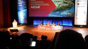 Foto de Éxito de asistencia en el XII Congreso Internacional AEDyR