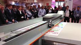 Foto de Canon aumenta en más del 30% la producción de impresoras planas en Europa