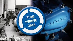Foto de Boge Compresores presenta su Plan Renove 2018