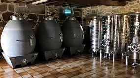 Foto de Torres elabora el primer vino que realiza todo el proceso de fermentación y crianza en depósitos de granito gallego