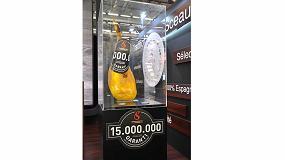 Foto de 15.000.000 de piezas selladas para el Consorcio del Jamón Serrano Español