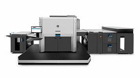 Foto de HP presenta en Print 18 sus nuevas tecnologías de impresión digital