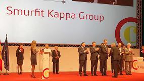 Foto de La Cámara de Comercio de Valencia reconoce el apoyo de Smurfit Kappa a la región