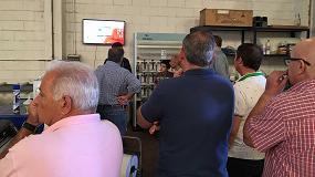 Foto de Gran éxito de asistencia al Open House de Suvisur en sus instalaciones