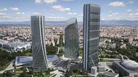 Foto de Mapei participa en la rehabilitación de la torre Libeskind, en el distrito CityLife de Milán