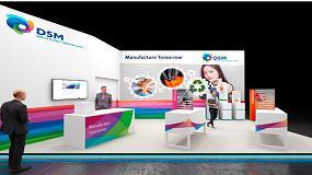 Foto de DSM presenta dos nuevos lanzamientos para fabricación aditiva en Formnext