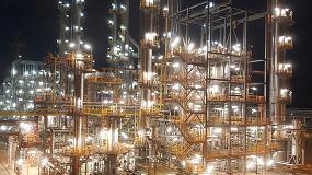 Foto de Cepsa pone en marcha la segunda unidad de producción de metaxileno de San Roque, Cádiz