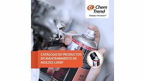 Foto de Chem Trend publica por primera vez su catálogo online de productos de mantenimiento Lusin