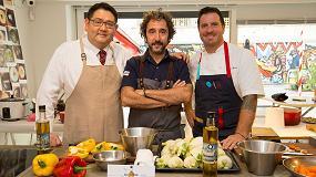 Foto de Aceites de Oliva de España y la UE crean una experiencia culinaria inédita