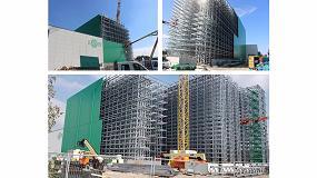 """Foto de ISB construye en Italia """"uno de los centros logísticos de rodamientos más grandes de Europa"""""""