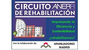 Foto de ANERR celebra un nuevo Foro Nacional de Rehabilitación, Eficiencia y Sostenibilidad en el marco de ePower&Building