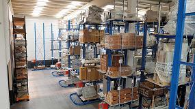 Foto de Seuner dispone de más capacidad de almacenamiento versátil para componentes de tornos gracias a Ohra