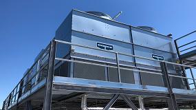 Foto de Aefyt manifiesta que las innovaciones técnicas garantizan el mantenimiento de los equipos de refrigeración evaporativa