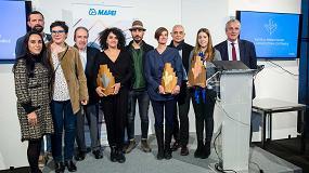 Foto de El edificio mixto de viviendas del distrito barcelonés del 22@, de Coll Leclerc, ganador de la edición 2018 del Premio Mapei a la Arquitectura Sostenible