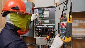 Foto de RS Components presenta analizadores de motor multifunción de Fluke