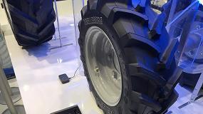 Foto de Nueva app de Trelleborg para controlar la presión de los neumáticos en tiempo real